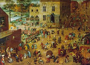 Bruegel_Children's games