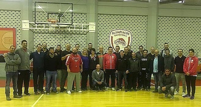 IACC's sports Delegation to Greece